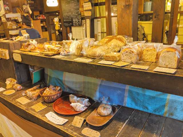 ルヴァンの美味しいこだわりパン