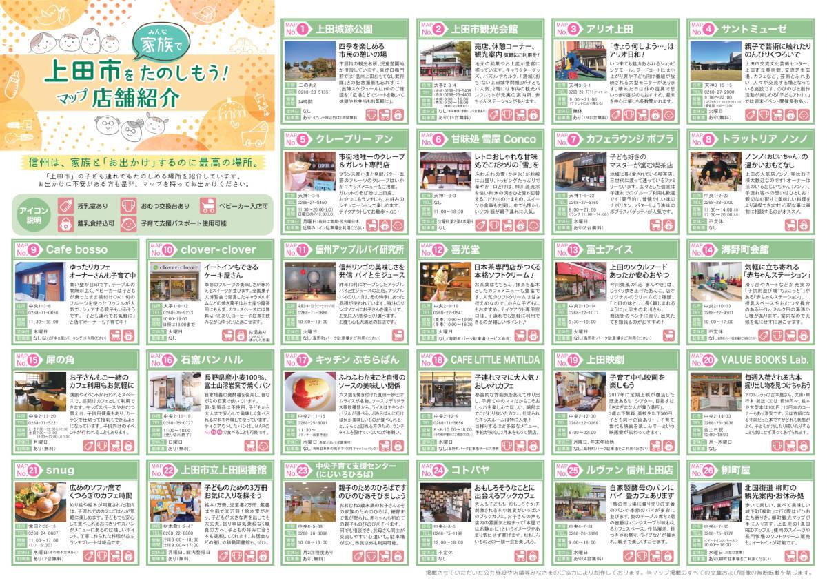 20200220最終--上田市お出かけマップお店案内面